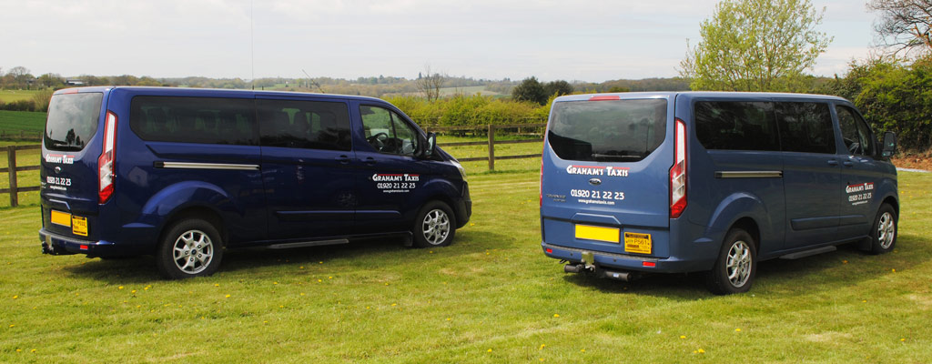 Braughing Airport Transfers